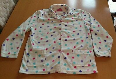 Polka Dot Girls Pajama Top Ages 11 - 12
