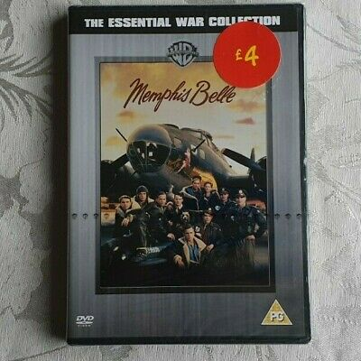 MEMPHIS BELLE DVD ***BRAND NEW*** SEALED (Special Feature)