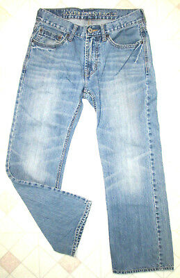 AMERICAN EAGLE OUTFITTERS Mens jeans 28 x 28 Low Rise Boot