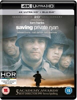 Neuf Saving Private Ryan 4k Ultra HD