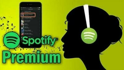 Spotify Premium |Lifetime Subscription |Fast response |UPGRADE YOUR OWN ACCOUNT!