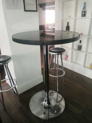 High Poser Bar Table / Standing Table for Bar Resturant - Granite Top