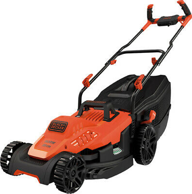 Cortacesped Black And Decker Bemw471Bh-Qs 1600W 38Cm
