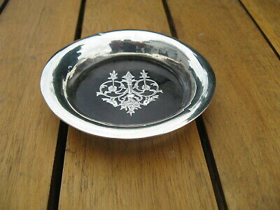 Antique Sterling Silver Pin Dish London Hallmarked 1917 REDUCED TO CLEAR