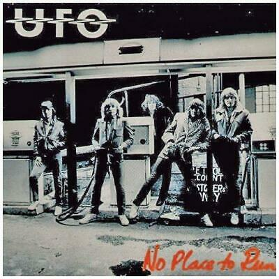 UFO - No Place To Run (2009 Digital Remaster + (NEW CD)