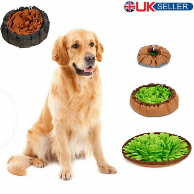 48cm Snuffle Mat Dog Pet Toy Nose Work Washable Training Game Sniffing Puzzle