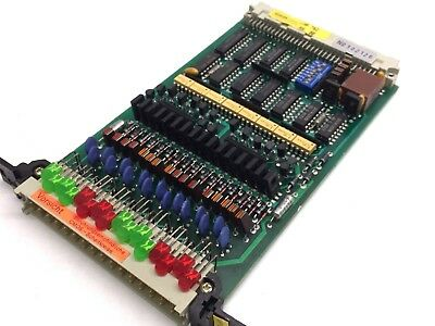 BERGER LAHR MP-762-RS I/O Board MP-762