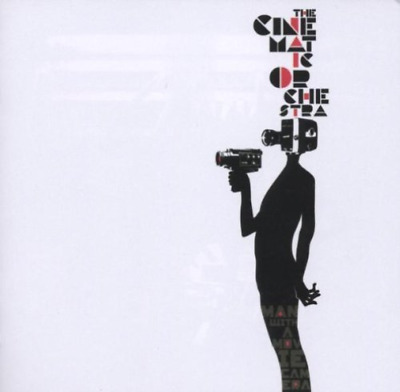 The Cinematic Orchestra-Man With the Movie Camera CD NEW