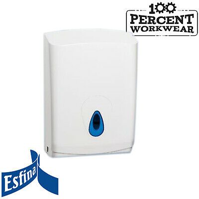 Esfina C Fold Paper Towel Dispenser Janitorial Bathroom Public Toilets Pub Cafe
