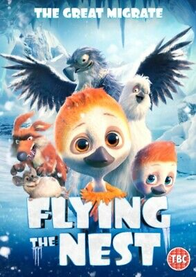 NEW Flying the Nest DVD (SIG625)