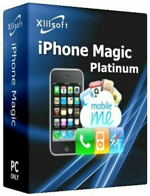 Xilisoft iPhone Magic Platinum 5 Full Version | Windows PC ⭐Digital Download ⭐