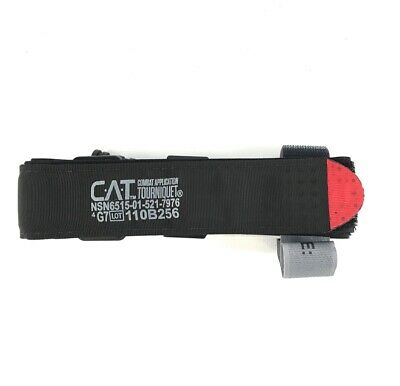 North American Rescue NAR GEN 7 Red Tip CAT Combat Application Tourniquet
