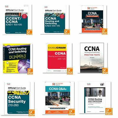 15 Cisco Ccna Eb00Ks Security + Q&a + Routing And Switching ✅ Pdf Hd ✅