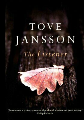 The Listener by Tove Jansson 9781908745361 | Brand New | Free UK Shipping