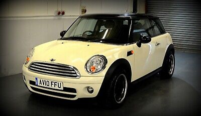 Mini Cooper 1.6D 2010 2 owners Full service history PX considered open to offers