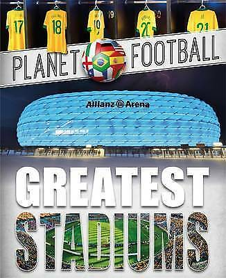 Greatest Stadiums by Clive Gifford (Paperback, 2017)