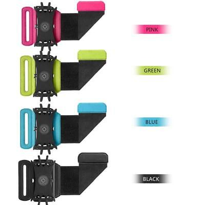 Wrist Phone Band Forearm Wristband Holder 180 Degree Rotatable For Running DB