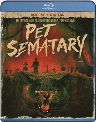 PET SEMATARY Blu-ray 30th Anniversary Edition 4/24a