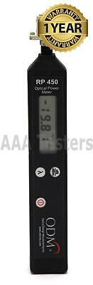 ODM RP 450-02 SM MM Fiber Optic Power Meter 850/1310/1490/1550nm RP450 RP 450