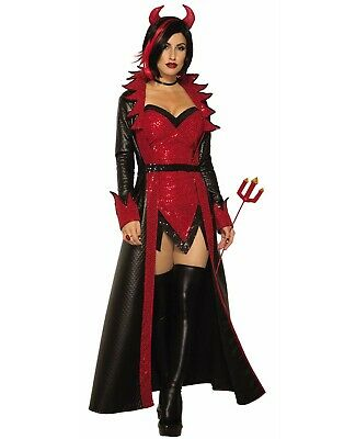 Women/'s Diva Demonique De Vil Costume size xs 2-4