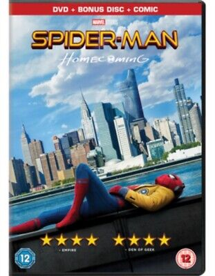 Neuf Spider-Man - Homecoming Luxe DVD (Cdr2291pre)