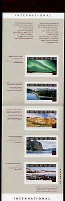 Canada 1953 Booklet BK260b MNH Tourist Attractions, Lighthouse