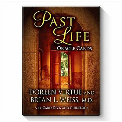 Past Life Oracle Cards Oracle Cards series JAPAN