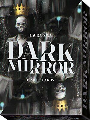 Dark Mirror Oracle Cards fromJAPAN
