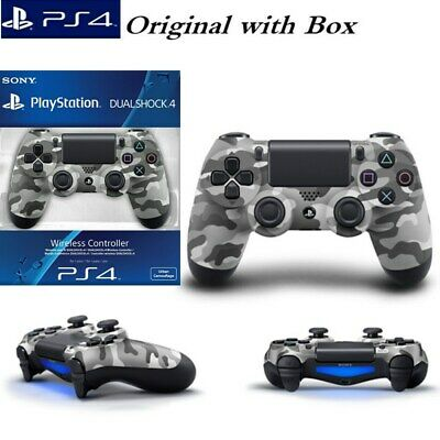 PS4 DualShock 4 Controller Grey Camo V2 BRAND NEW SEALED OFFICIAL SONY