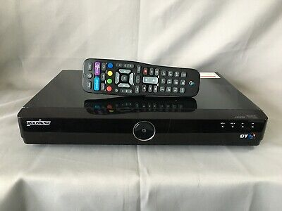 BT YouView Humax DTR-T1000 500GB Freeview PVR Recorder & Remote