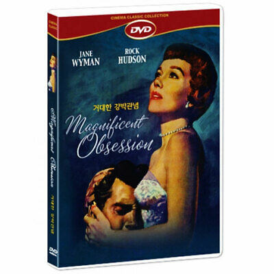 Magnificent Obsession (1954) New Sealed DVD - Douglas Sirk, Rock Hudson
