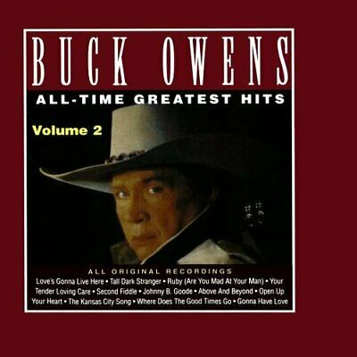 Buck Owens - Greatest Hits 2 (Mod) New Cd