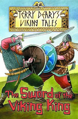 Terry Deary-The Sword of the Viking King Paperback BOOK NEW