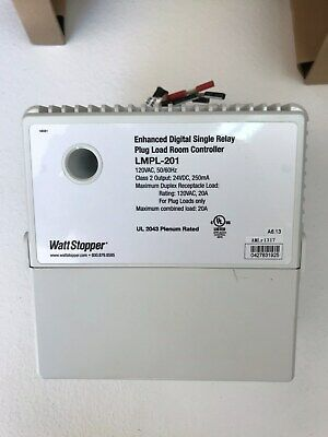 WattStopper LMPL-201 Enhanced Digital Single Relay