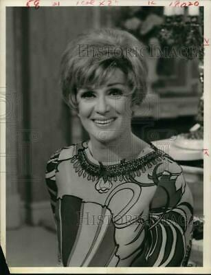 1969 Press Photo Actress Eve Arden - hcp21035