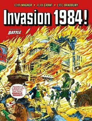 Invasion 1984 by John Wagner 9781781086759 | Brand New | Free UK Shipping