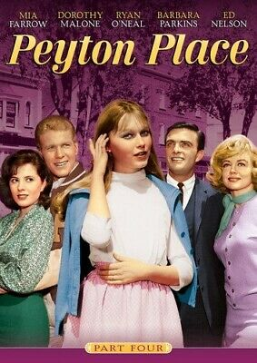 PEYTON PLACE TV SERIES PARTS ONE 1 & TWO 2 New 10 DVD Set 64
