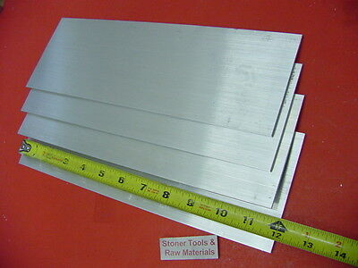 "1//2/"" X 3/"" ALUMINUM 6061 FLAT BAR 6/"" long Solid T6511 .50/""x 3.00/"" Mill Stock"