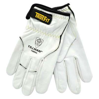 Tillman 1488 Truefit Top Grain Goatskin Tig Welding Gloves, Large