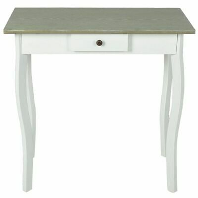 Cottage Style Small Console Table Side End Hall Table Hallway Home Furniture