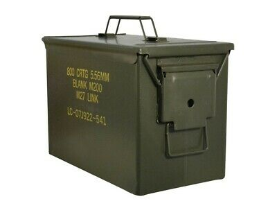 50 Cal Ammo Can that Contains MYSTERY ITEM.