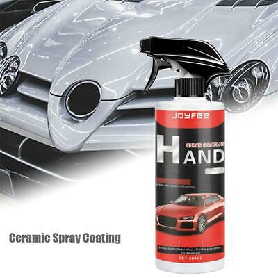 Ceramic Spray Coating Car Polish Spray Sealant Top Coat Quick Nano-Coating 500ML
