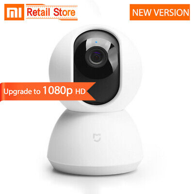 Xiaomi Mijia Smart IP Camera 1080P HD WiFi Wireless Pan-Tilt Night Vision Webcam