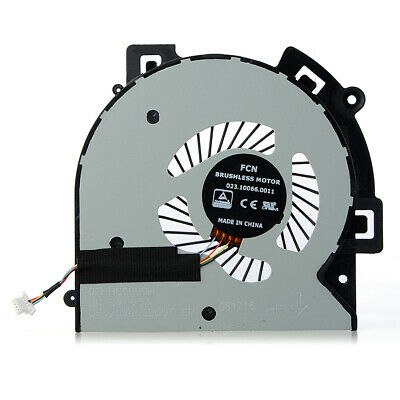 New HP ENVY x360 M6-AQ M6-AR 15-AR 856277-001 DFS200405BD0T Cpu Fan with grease