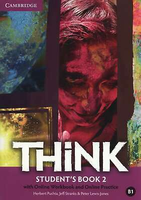 Think Level 2 Student's Book with Online Workbook and Online Practice, Lewis-Jon