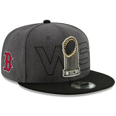 4beead229566bd Boston Red Sox New Era 2018 World Series Champions Parade 9FIFTY Adjustable  Hat