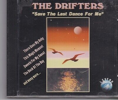 The Drifters-Save The Last Dance For Me cd album
