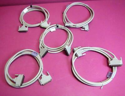 Lot of 5 Anacom Hospital Bed 37 Pin Male/Male Communication Interface Cable