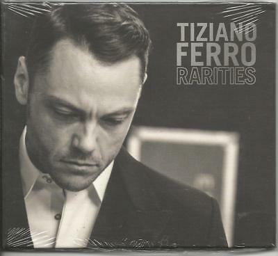 TIZIANO FERRO - Rarities - CD DIGIPACK EDITORIALE SIGILLATO SEALED