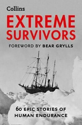NEW Extreme Survivors By Bear Grylls Paperback Free Shipping